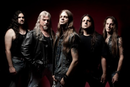 Iced Earth Band Picture