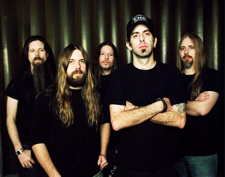 Lamb of God Band Picture