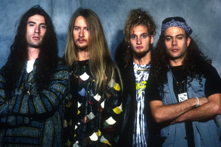Alice In Chains Band Picture