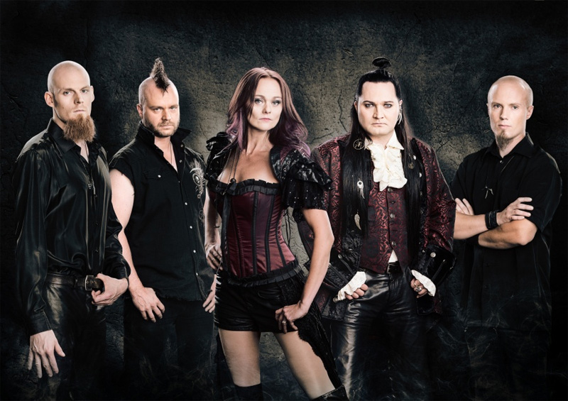Amberian Dawn Band Picture