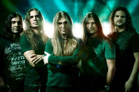 Angra Band Picture