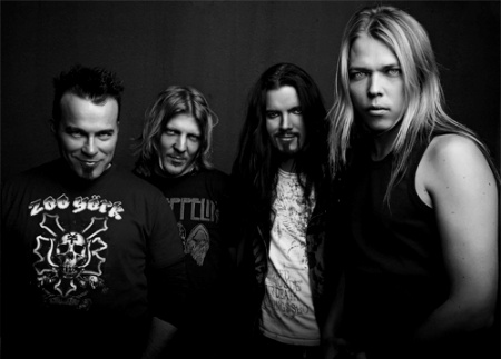 Apocalyptica Band Picture