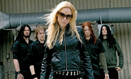 Arch Enemy Band Picture