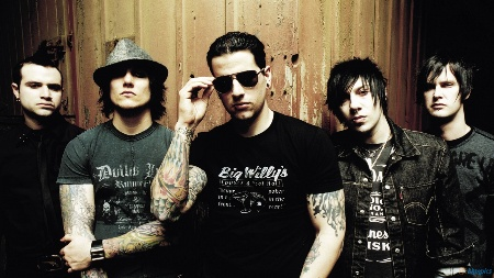 Avenged Sevenfold Band Picture