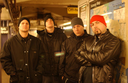 Biohazard Band Picture
