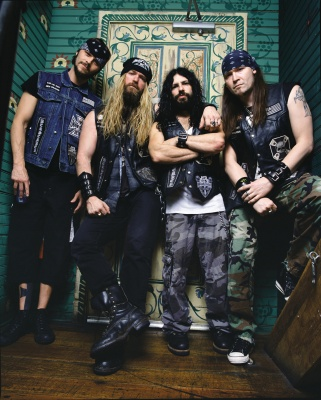 Black Label Society Band Picture