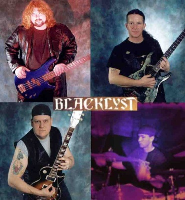 Blacklyst Band Picture