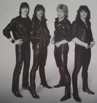 Black Tears Band Picture