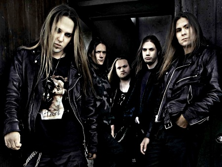 Children of Bodom Band Picture
