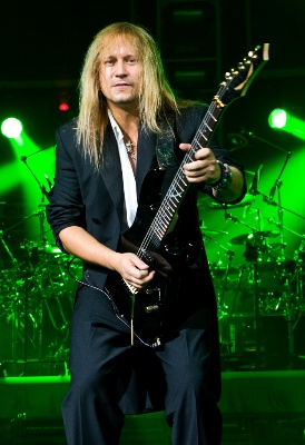 Chris Caffery Band Picture