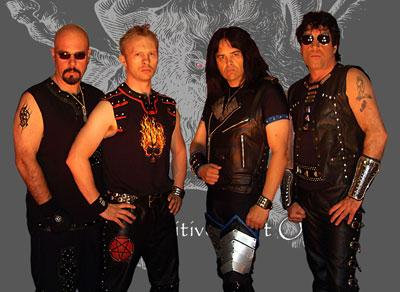 Cloven Hoof Band Picture
