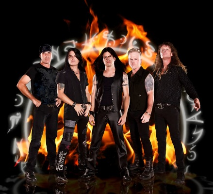 Crimson Glory Band Picture