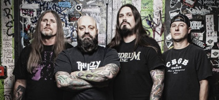 Crowbar Band Picture