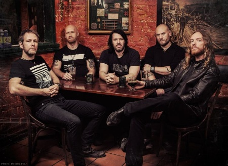 Dark Tranquillity Band Picture