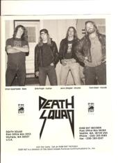 Death Squad Band Picture