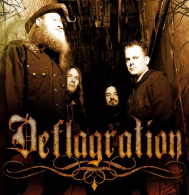 Deflagration Band Picture