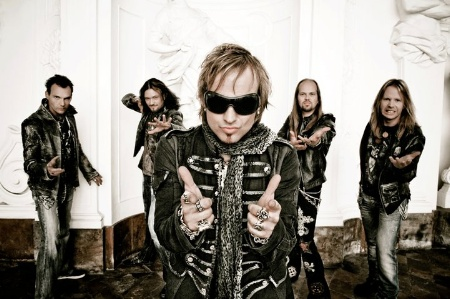 Edguy Band Picture