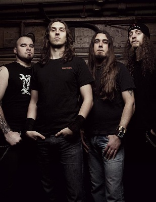 Evile Band Picture
