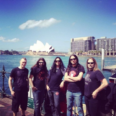 Firewind Band Picture