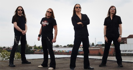 Gamma Ray Band Picture