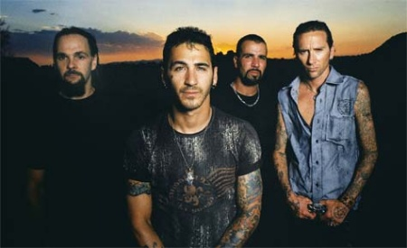 Godsmack Band Picture