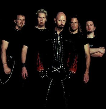Halford Band Picture