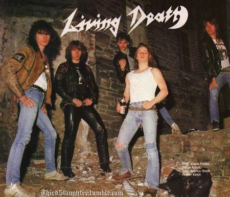 Living Death Band Picture