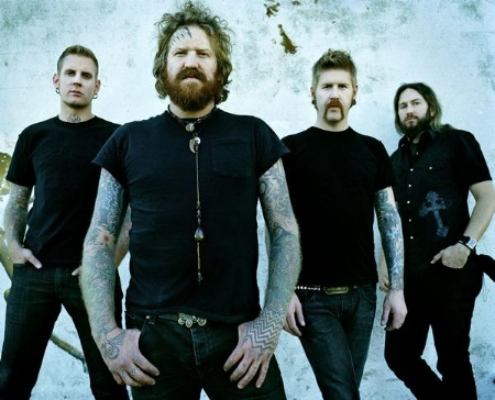 Mastodon Band Picture