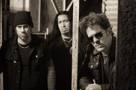 Newsted Band Picture