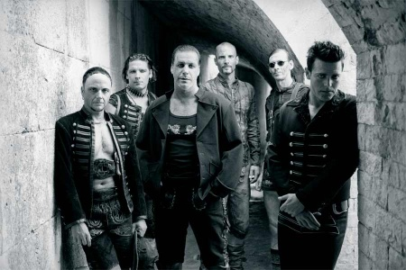 Rammstein Band Picture