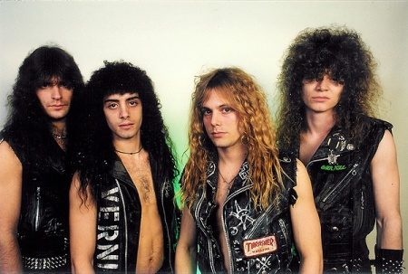 Overkill Band Picture