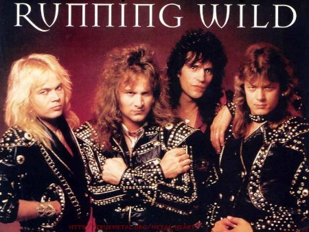 Running Wild Band Picture