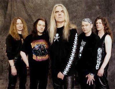 Saxon Band Picture