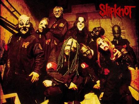 Slipknot Band Picture
