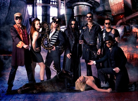 Therion Band Picture