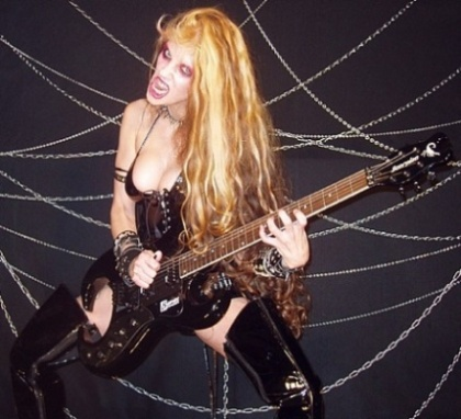 The Great Kat Band Picture