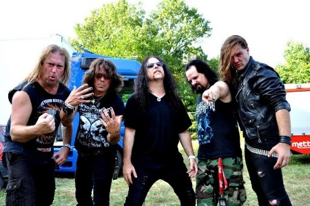 Vicious Rumors Band Picture