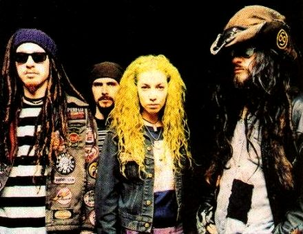 White Zombie Band Picture