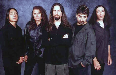 Dream Theater Band Picture