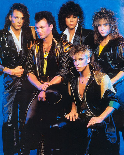 Queensryche Band Picture