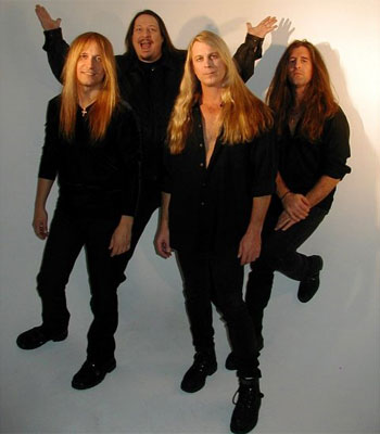 Savatage Band Picture
