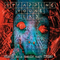 [Strapping Young Lad Heavy as a Really Heavy Thing Album Cover]