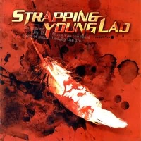 [Strapping Young Lad Strapping Young Lad Album Cover]