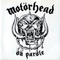 [Motorhead On Parole Album Cover]