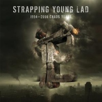 [Strapping Young Lad 1994-2006 Chaos Years Album Cover]
