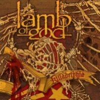 [Lamb of God Killadelphia Album Cover]