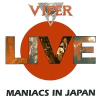 [Viper Maniacs in Japan Album Cover]