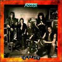 [Accept Eat the Heat Album Cover]