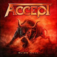 [Accept Blind Rage Album Cover]