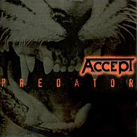 Accept Predator Album Cover